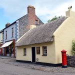 historic sites in clare - bunratty folk park