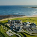 Donald Trump visits Doonbeg Golf Resort