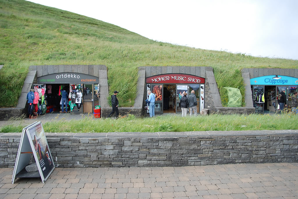 Cliffs of Moher Visitor Experience