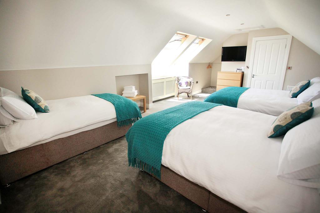 Cahermaclanchy House B&B triple bedroom