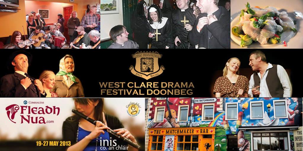 Clare Festivals