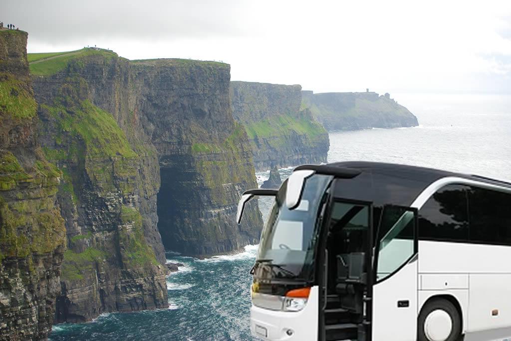 cliffs of moher shuttle bus