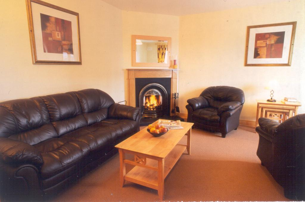 accommodation in doonbeg co clare sitting room